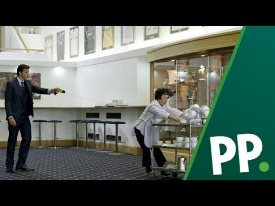 Paddy Power Film Ad -  Taser