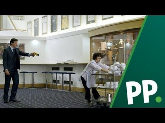 Paddy Power Film Ad -  Taser