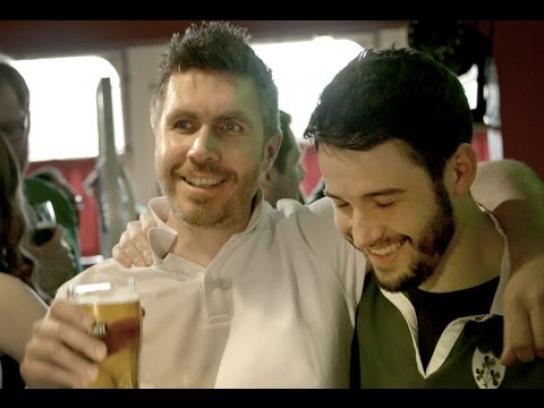 Heineken Digital Ad -  Rugby Pub Duet