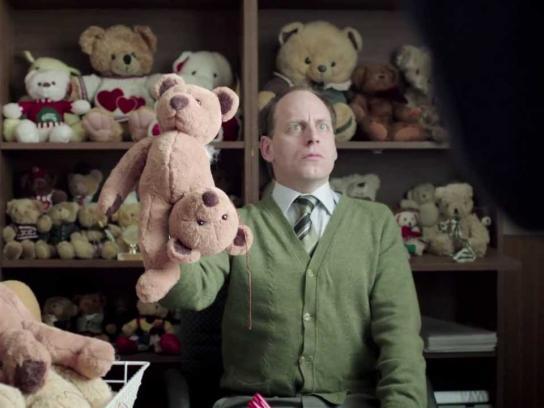 Australian Open Film Ad -  Teddy