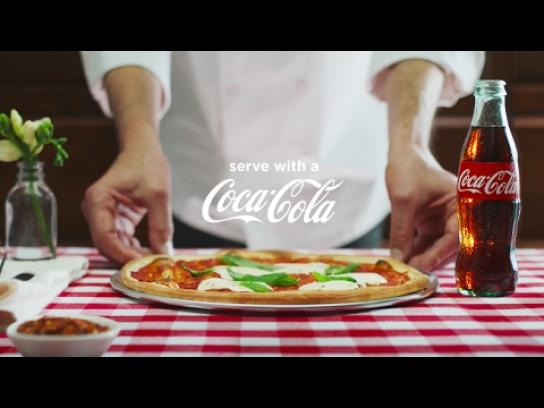 Coca-Cola Film Ad - Pizza Feud