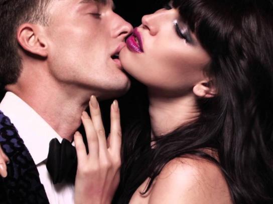 Tom Ford Film Ad -  Lips & Boys
