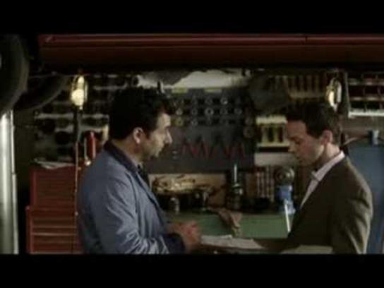 Wrigley's Film Ad -  Garage