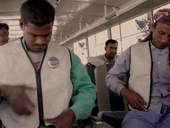 Emirates NBD Direct Ad - The A/C vests