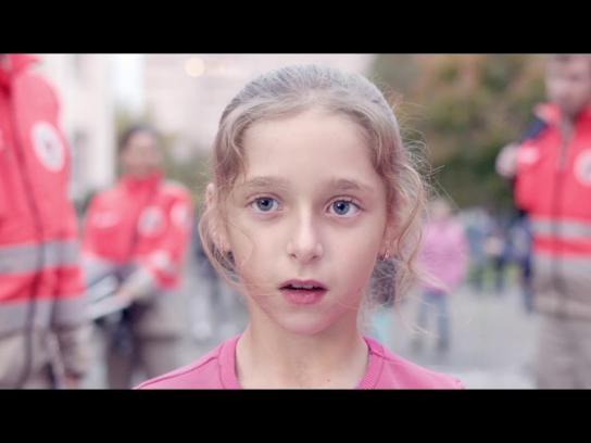 French Red Cross Film Ad - Another Future