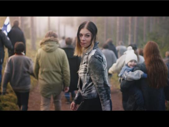 Suomi Finland 100 Film Ad - Believing the impossible