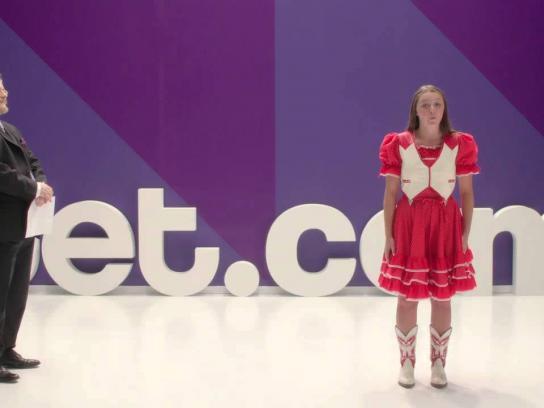Jet.com Film Ad -  Historic yodeling