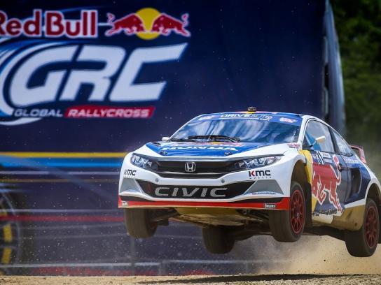 Honda Digital Ad - Rallycross
