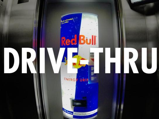Red Bull Ambient Ad -  Drive-Thru