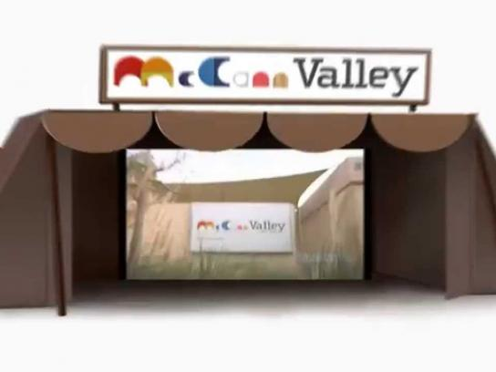 McCann Valley Digital Ad -  Ads on camels