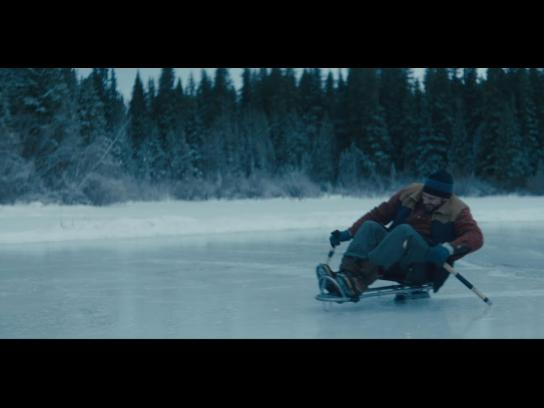 Canadian Tire Film Ad - First Skate