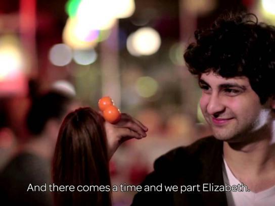 Durex Digital Ad -  Farewell Elizabeth