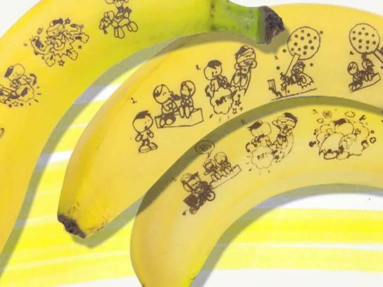 Fyffes Direct Ad -  Banana Comic Week 2013