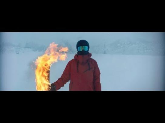 Tmall Film Ad - Set Winter On Fire