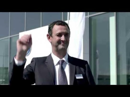 Volkswagen Film Ad -  Satisfaction