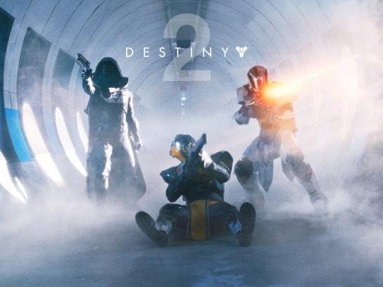 Destiny Film Ad - New Legends Will Rise