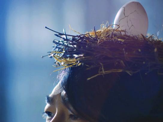 Tylenol Film Ad - Headache chicken