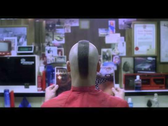 Playboy Film Ad -  Hair styles