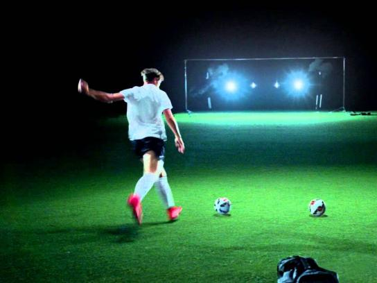 Cree Digital Ad -  Abby Wambach shoots the lights out