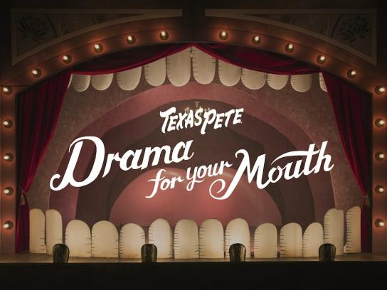 Texas Pete Audio Ad - Drama for Your Mouth