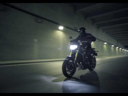 Yamaha Film Ad -  The dark side of Japan