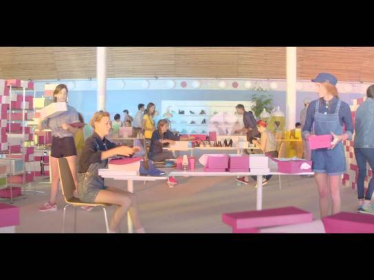 Sarenza Film Ad -  Welcome