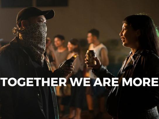 Guinness Film Ad - Batik Unites