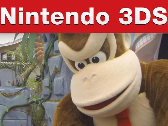 Nintendo Digital Ad -  Donkey Kong Country Returns 3D""