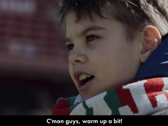 FC Lokomotiv Film Ad - Fans against all odds