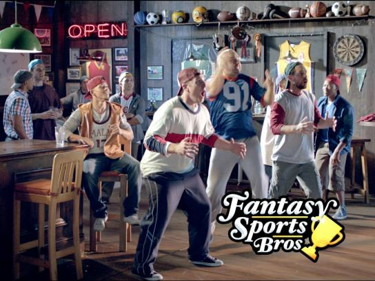 World of Tanks Film Ad - Fantasy Sports Bros