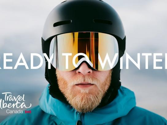 Travel Alberta Film Ad - Ready to Winter