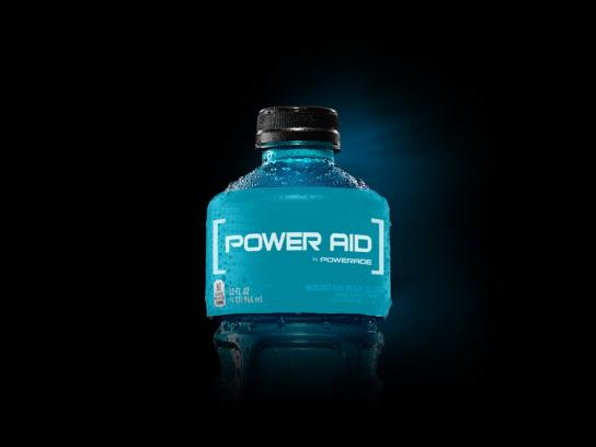 Powerade Experiential Ad - Power Aid