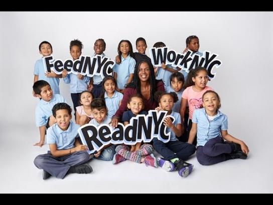 United Way Film Ad - Spread the words