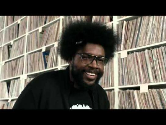 Miller Light Film Ad -  Questlove