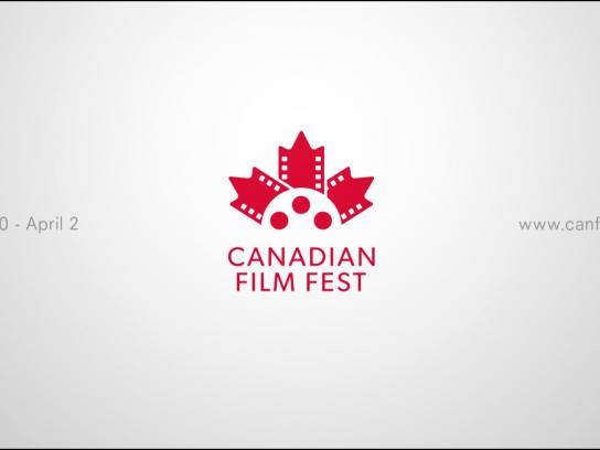 Canadian Film Fest Film Ad -  Films that stick