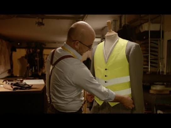 Volvo Direct Ad - Tailor made safety vest