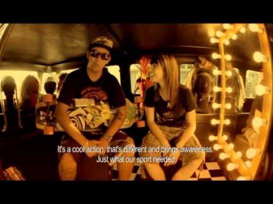 Tribo Skate Ambient Ad -  Brave Peruke