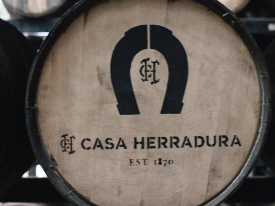 Tequila Herradura Film Ad - Luck is earned, 2