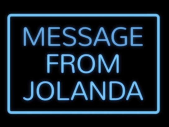 Belgian Cancer Foundation Audio Ad - Message from Jolanda