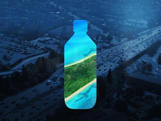 FIJI Water Film Ad - Nature's Gift