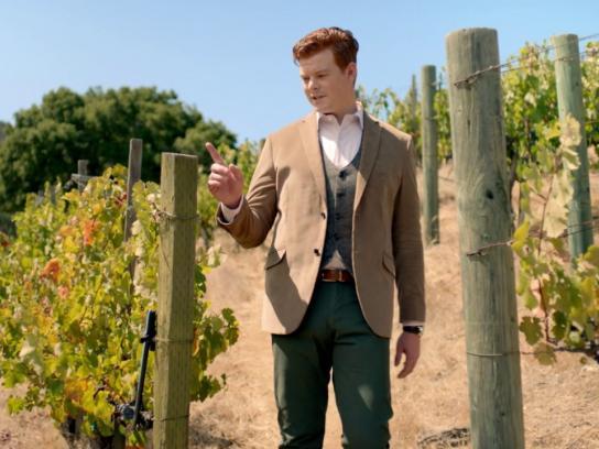 OneHope Digital Ad - Faircloth wines