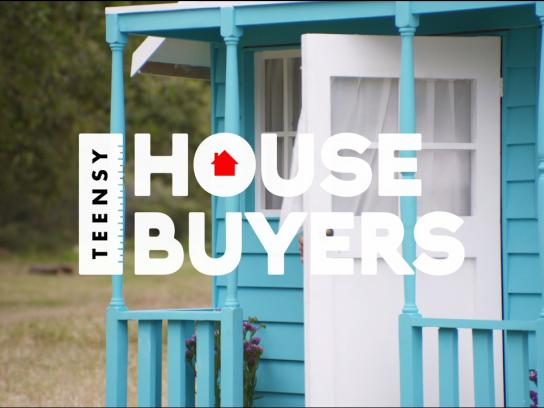 World of Tanks Film Ad - Teensy House Buyers