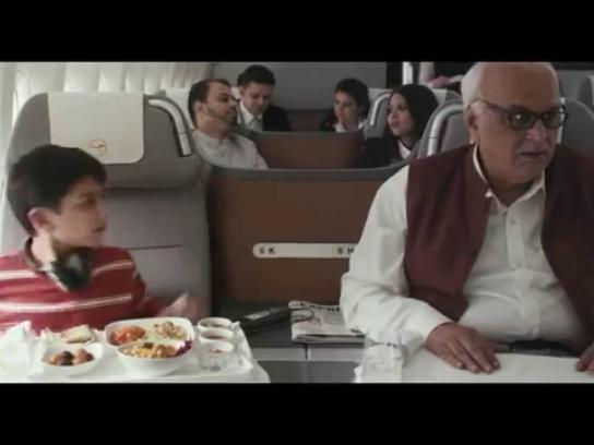 Lufthansa Film Ad -  More Indian than you think
