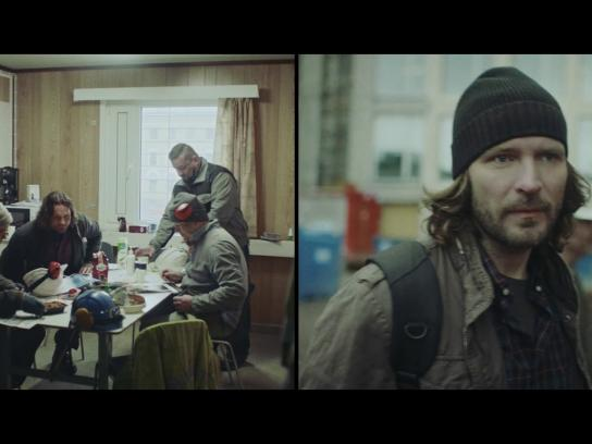 Salvation Army Film Ad - Two Stories