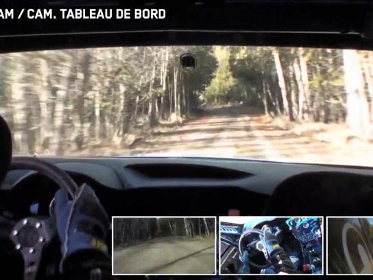 Subaru Digital Ad -  Choose Your Own Angle