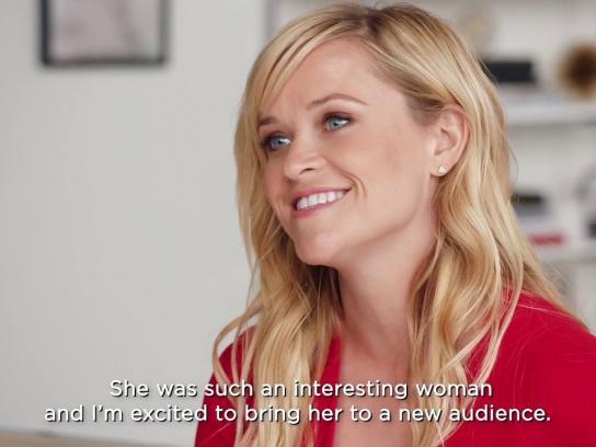 Elizabeth Arden Content Ad - Elizabeth Arden x Reese Witherspoon: Storyteller