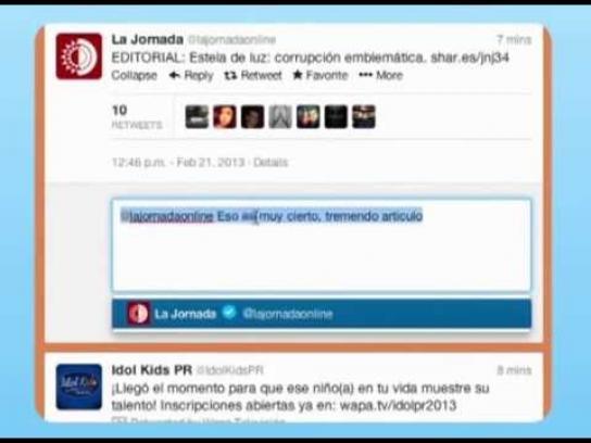 Centro de Periodismo Investigativo Digital Ad -  CPI Twitter Correspondents