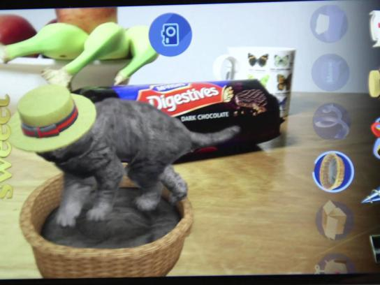 McVitie's Digital Ad -  Sweet