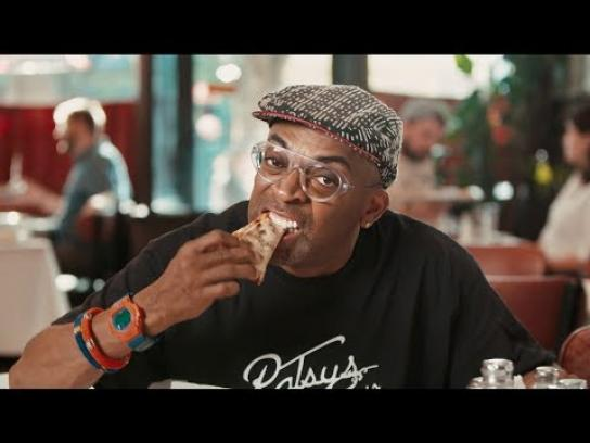 JetBlue Content Ad - The DOs and DON'Ts of Eating New York Pizza with Spike Lee