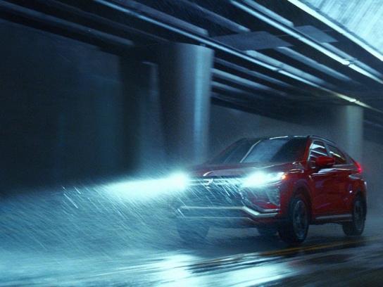 "Mitsubishi Film Ad - 2018 Mitsubishi Eclipse Cross ""Duo"""
